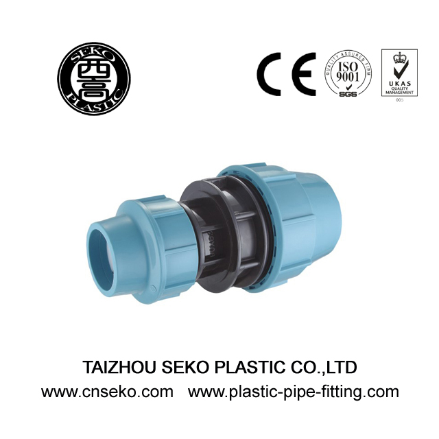 New PP Reducing Coupling fast connecting Compression Fittings