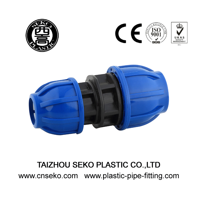 High standard reducing coupling irrigation compression fittings