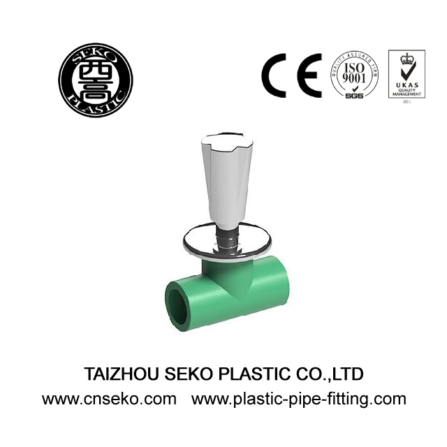 PPR Fittings-Heavy Stop Valve 2